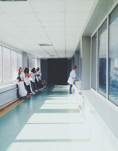 Pisos para Hospitales
